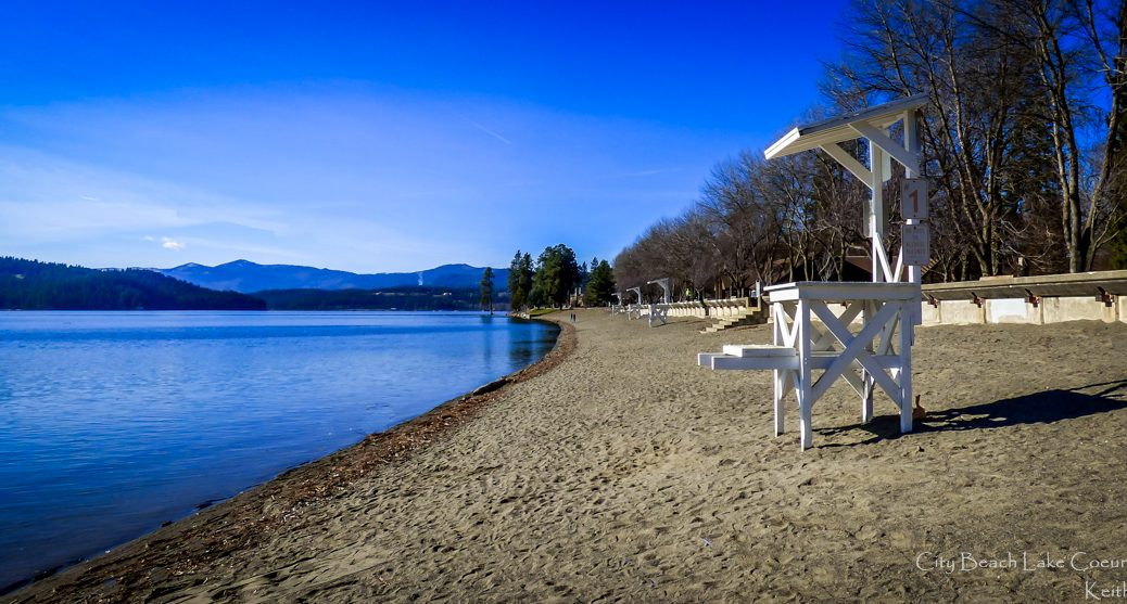 City Beach Coeur dAlene Keith Boe