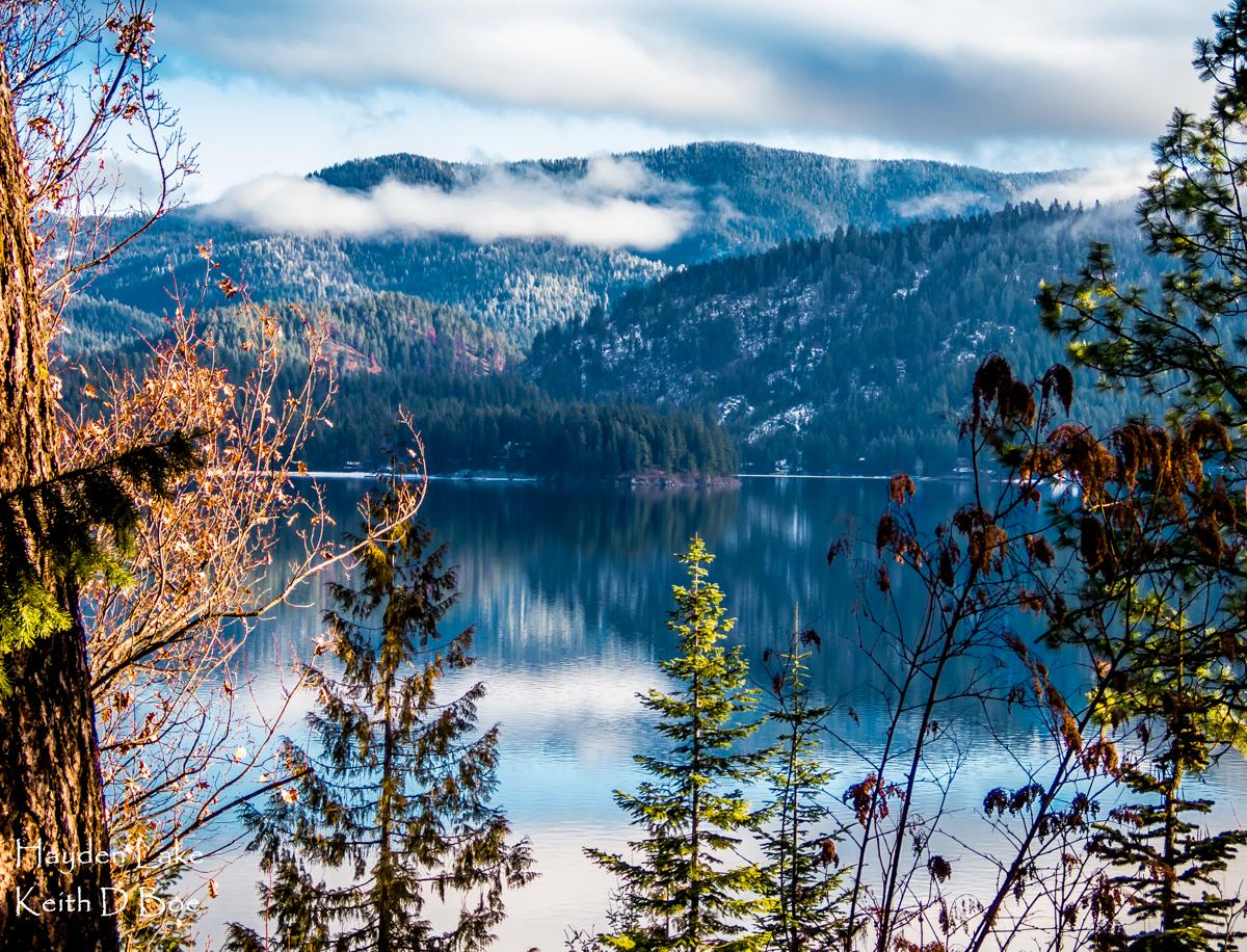 Hayden Lake Keith Boe